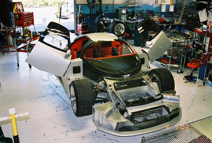Lotec c1000 disassembly