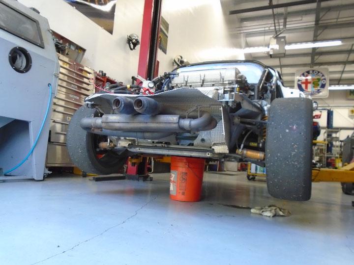 Lotus Exige supercharger rebuild ‹ Valtellina
